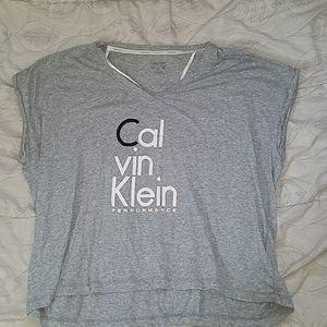 Light gray Calvin Klein t-shirt